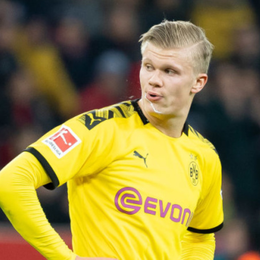 Former Liverpool star wanted Man Utd to sign over-rated Erling Haaland