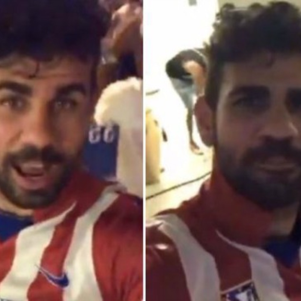 Diego Costa trolls Conte and Chelsea with warped Insta post