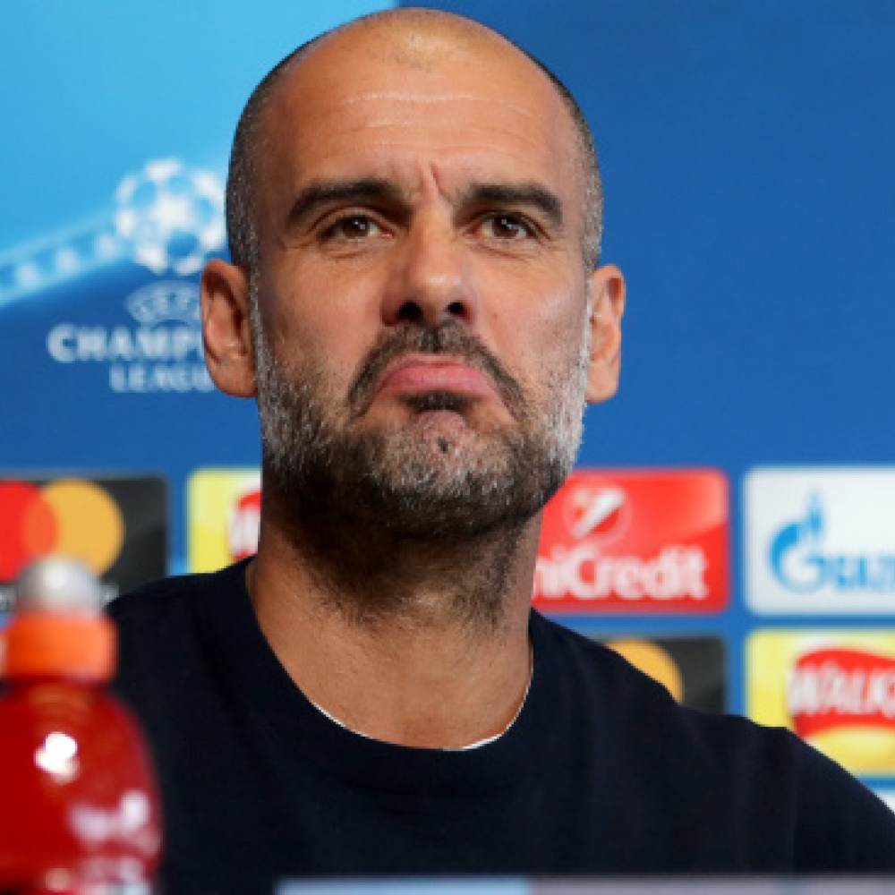 Pep Guardiola names three sides best equipped to win CL