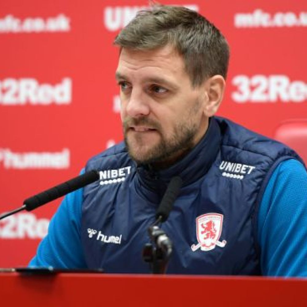 Leeds boss Bielsa has message for Middlesbrough over Woodgate future