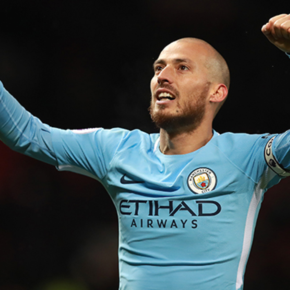 David Silva: A man who deserves a Zidane-style portrait