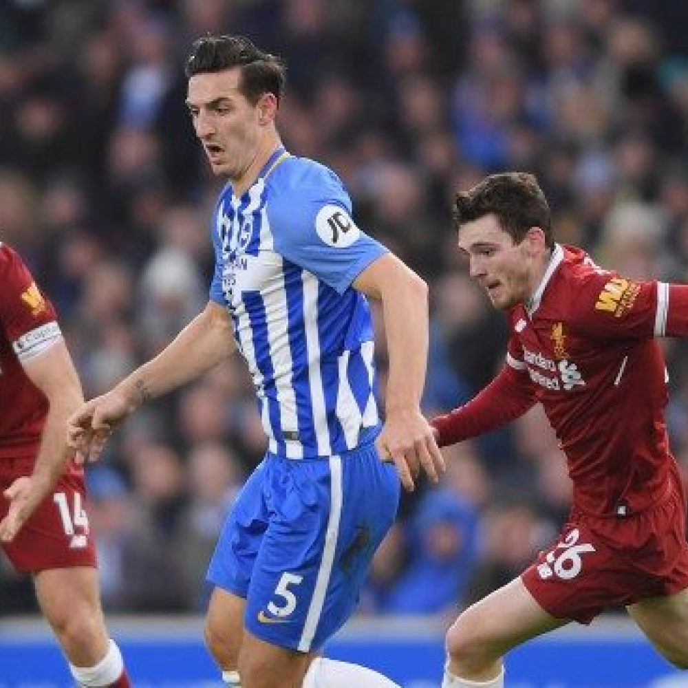 BBC expert advises Liverpool to sign £45m Brighton defender