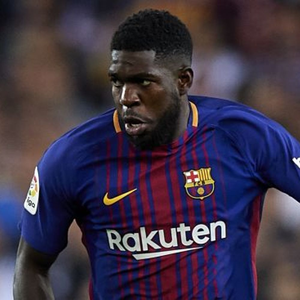 Barcelona boss opens up over Umtiti to Man United & Man City rumours