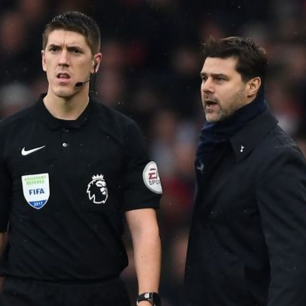 Pochettino blames officials' decisions for loss to Arsenal