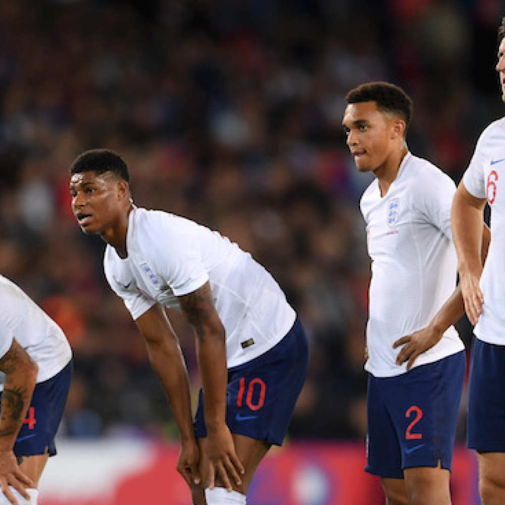 England ratings: Butland, Welbeck disappoint; Rashford decisive again