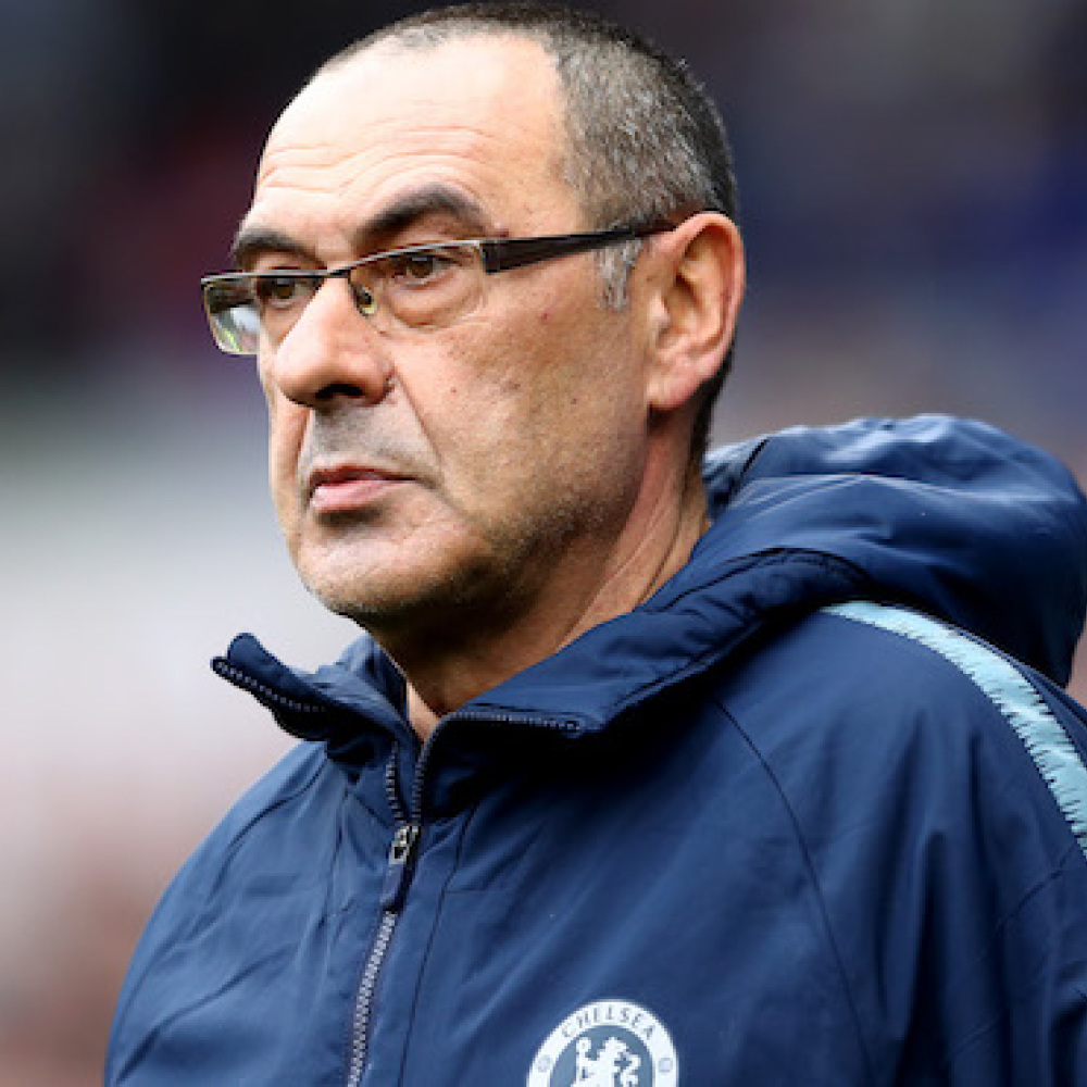Shock name placed on Chelsea shortlist to replace Sarri