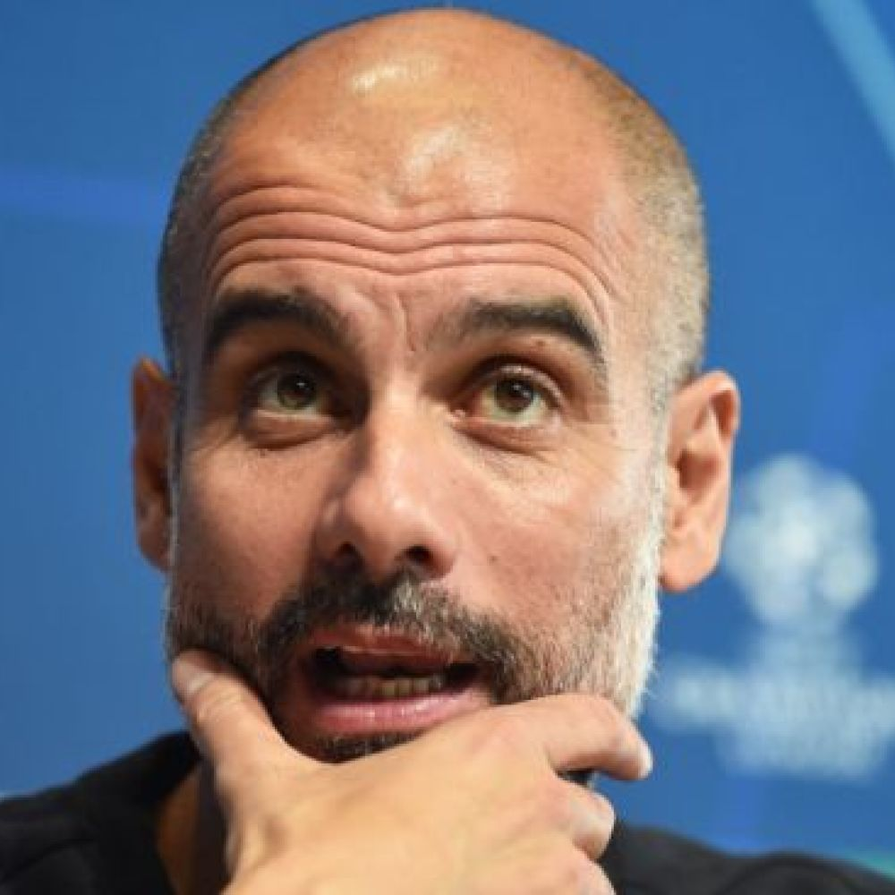 Guardiola answers poser about Stones, Otamendi defensive partnership