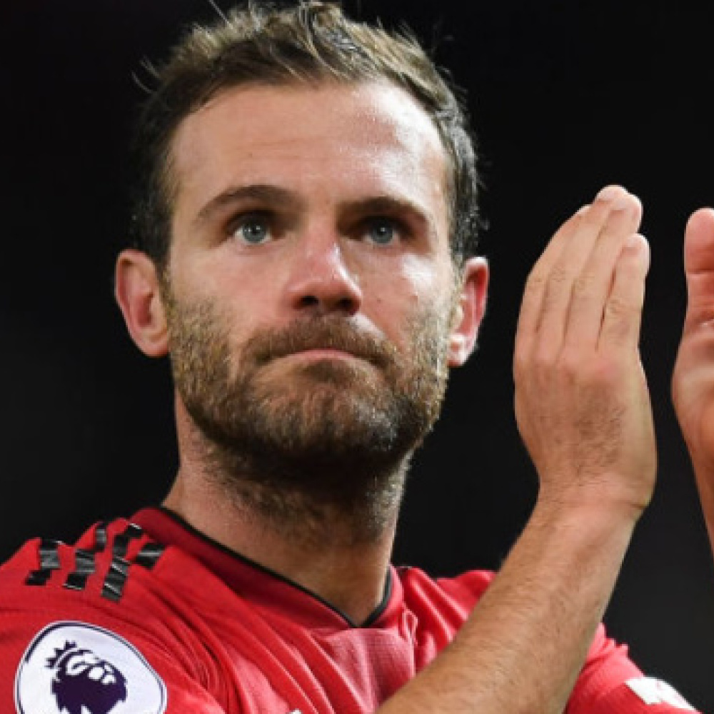 Juan Mata reveals why Man City inspired him to extend stay at Man Utd