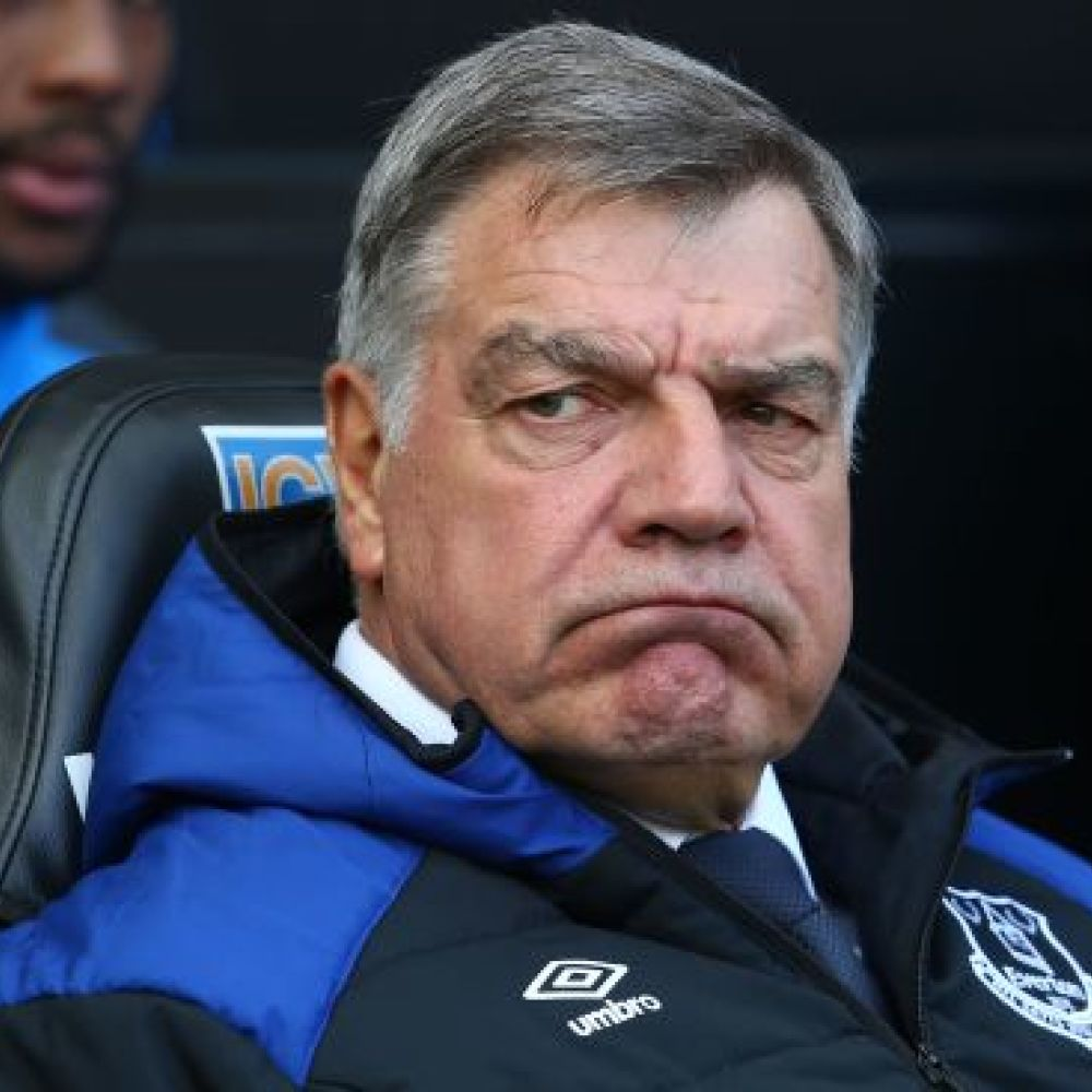 Everton show Allardyce the door as favourite emerges for job