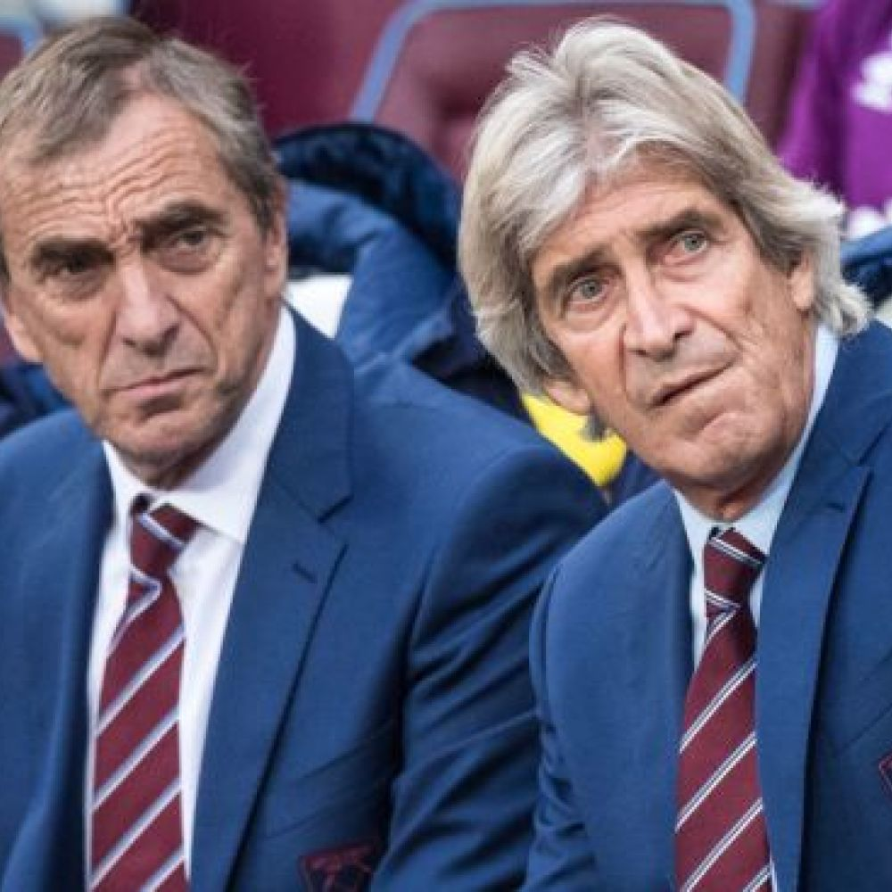 Fighting talk from Pellegrini as West Ham vultures circle
