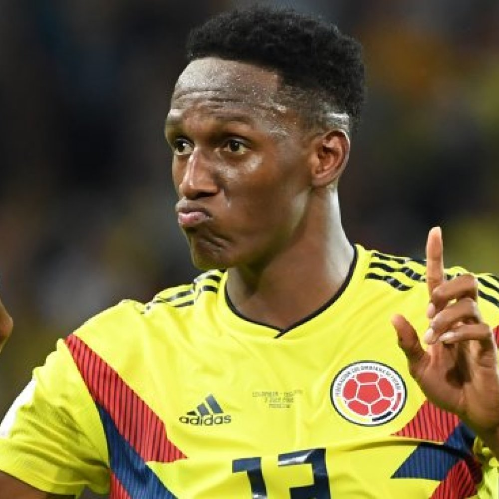 Yerry Mina says Everton project lured him from Barcelona