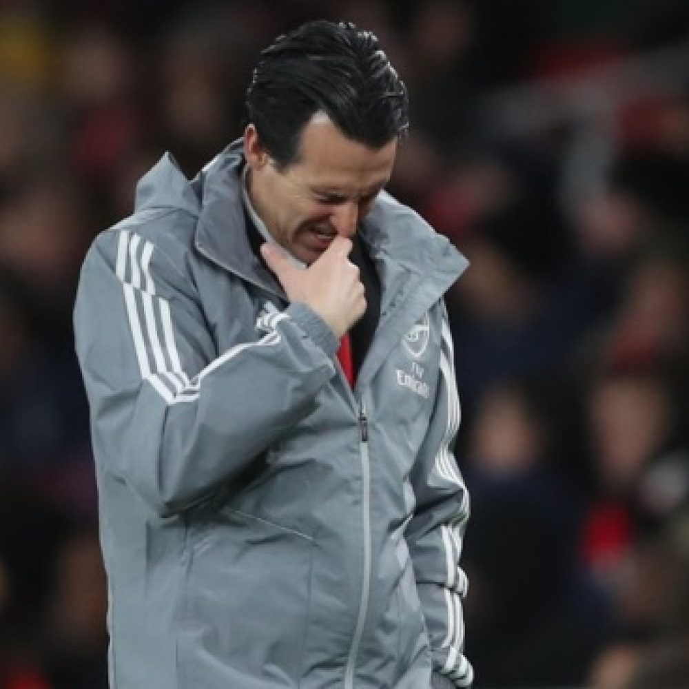 Emery dodges blame for Arsenal loss, claims 'tonight wasn't our moment'