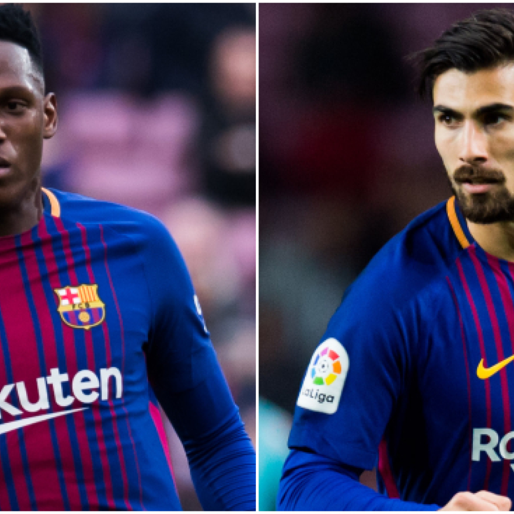 Everton seal late double deal on deadline day for Barcelona pair
