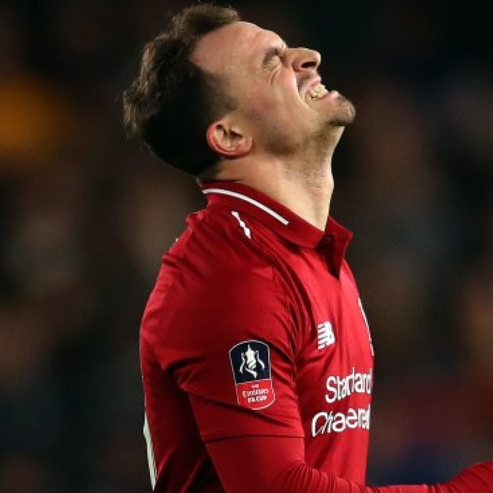 Shaqiri heading for Liverpool exit as leading contenders plan 'mega' offer