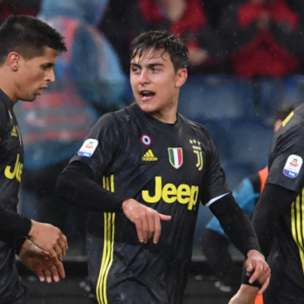 Juventus star ready to accept £52m move to Man Utd this summer