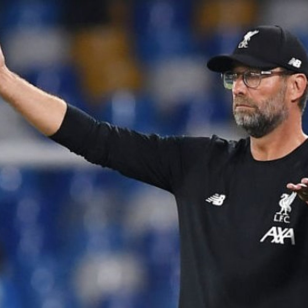 Klopp hits out at obvious mistake after Liverpool lose to Napoli