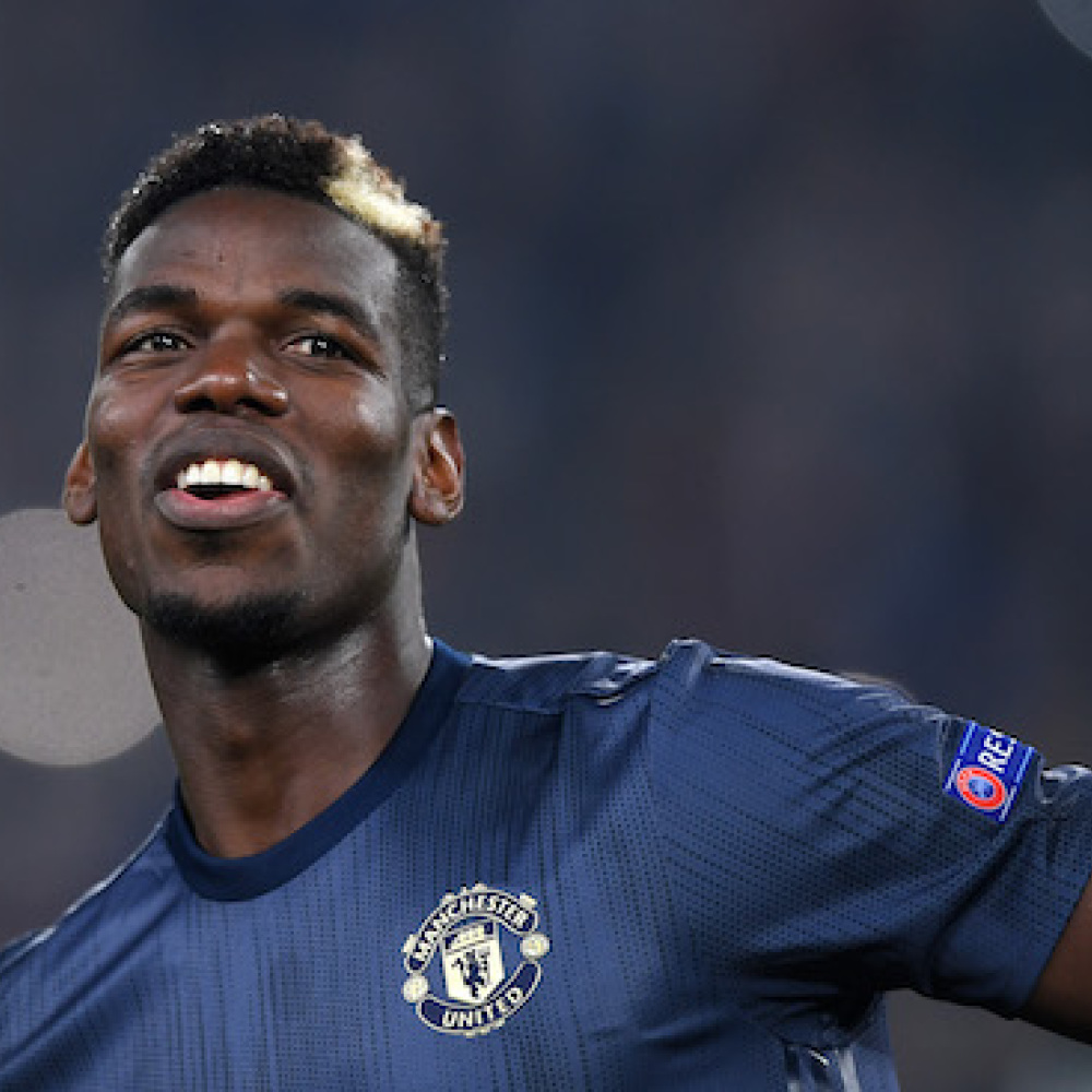 Pogba in vacation quip as he robustly crushes Man Utd exit talk