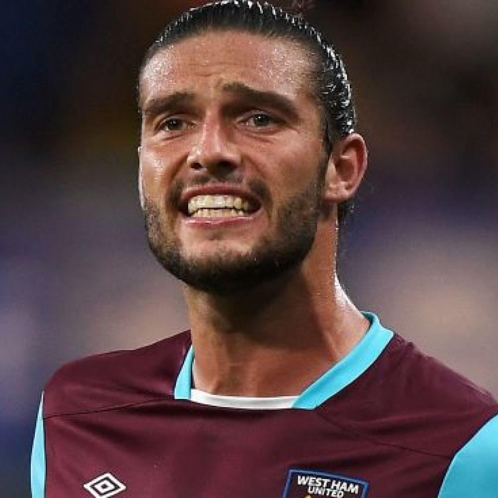 'More mature' Andy Carroll working his b****cks off to get fit