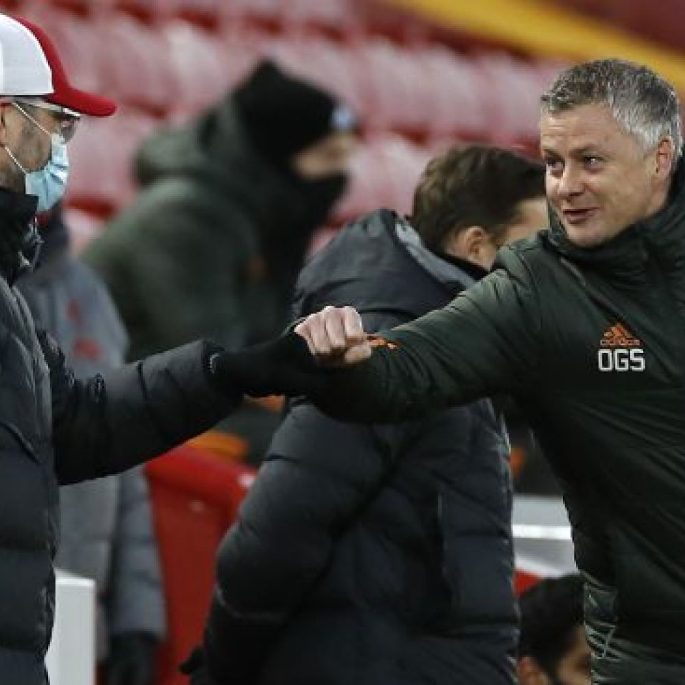 Ole Gunnar Solskjaer praises Liverpool duo in 'missed opportunity' for Man Utd at Anfield