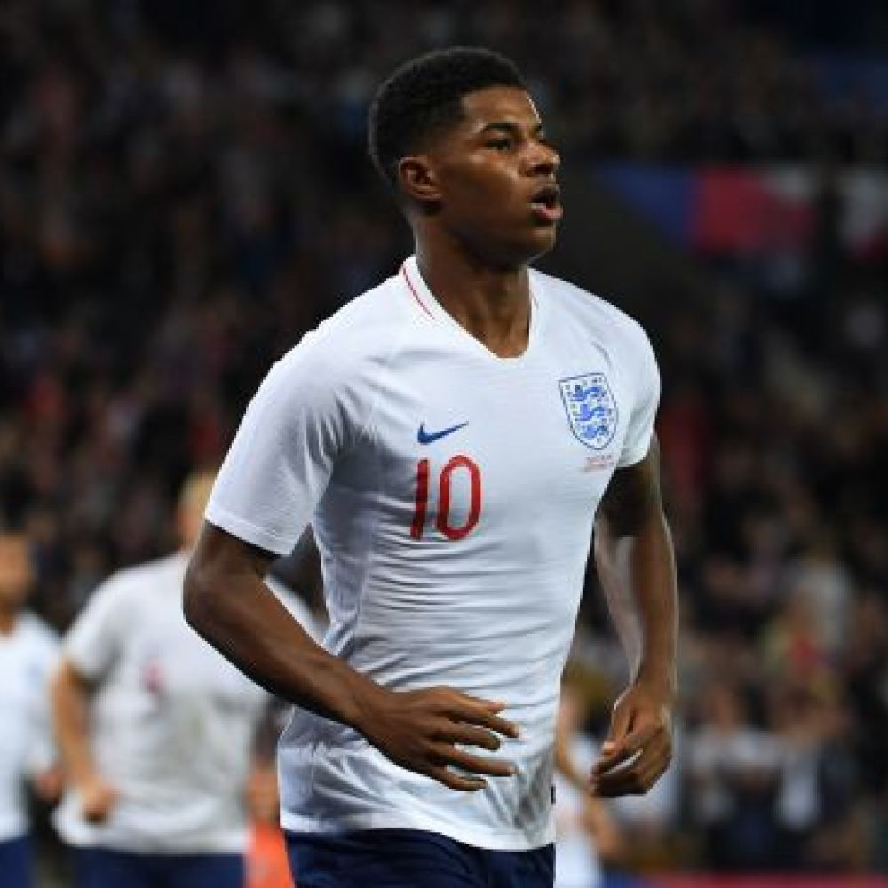 Rashford scores only goal as England scrape past Switzerland