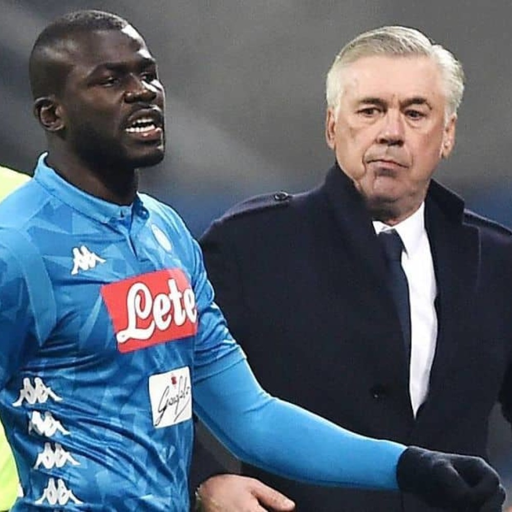 Ancelotti makes definitive Kouilbaly statement amid ongoing Everton links