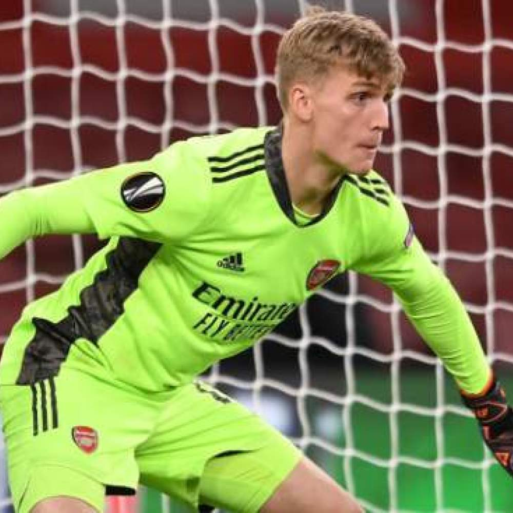 Runarsson explains what he will have to get used to after Arsenal debut