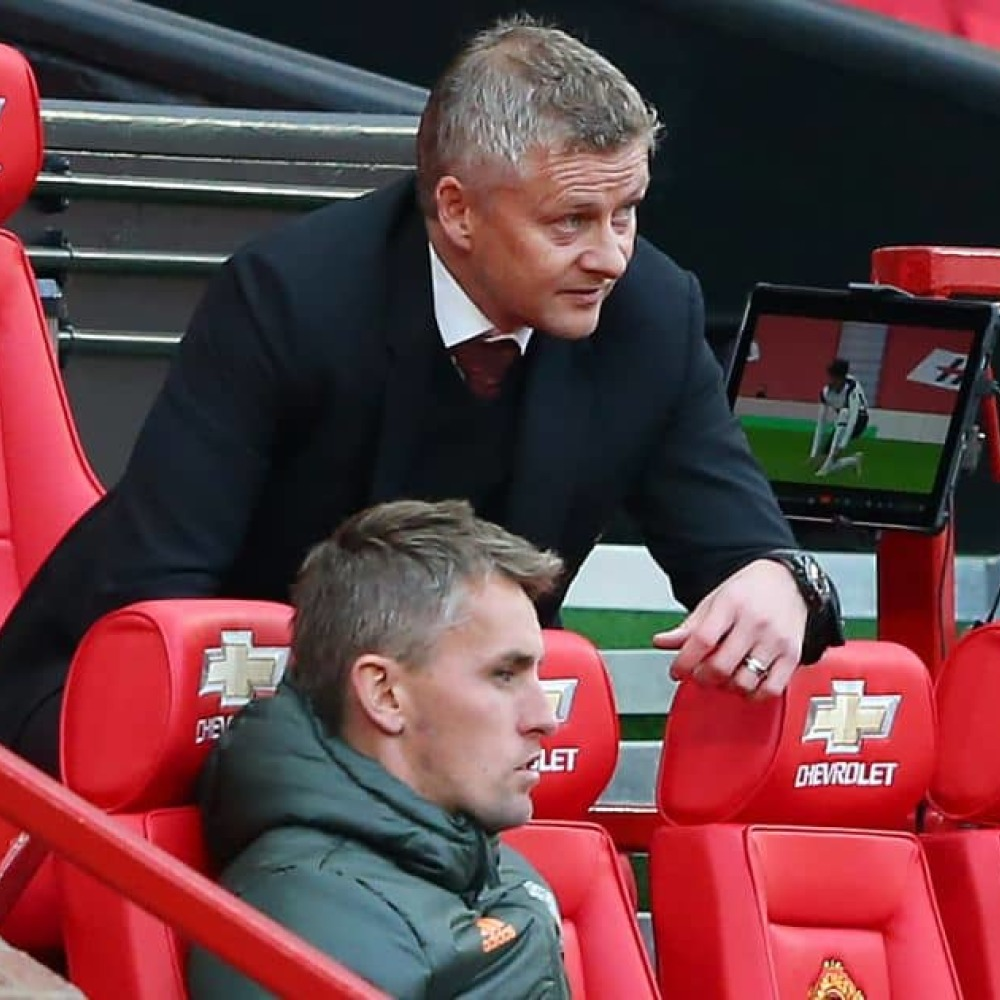Solskjaer calls for game of spot the difference at Old Trafford after bizarre Man Utd finding