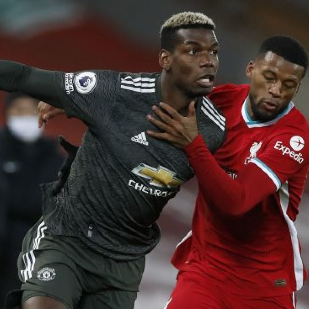 Defences on top as unwanted stat sees Liverpool held by leaders Man Utd